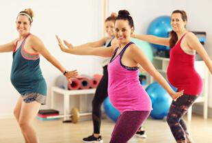 Аэробика в домашних условиях для похудения и для беременных